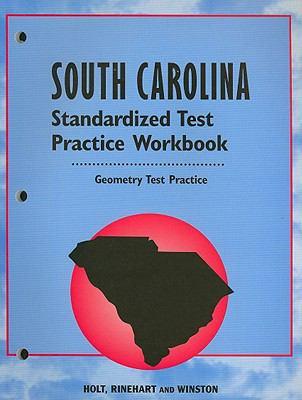 South Carolina Standardized Test Practice Workbook: Geometry Test Practice