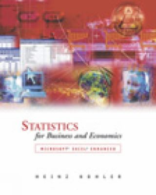 Statistics for Business and Economics with Excel CD-ROM