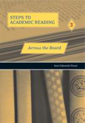 Steps to Academic Reading 3: Across the Board