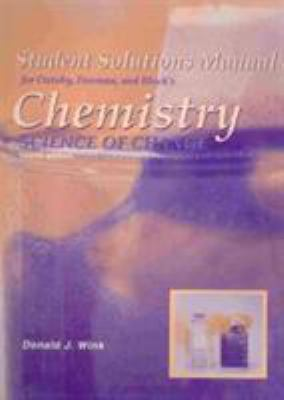 Student Solutions Manual for Oxtoby's Chemistry: Science of Change, 4th