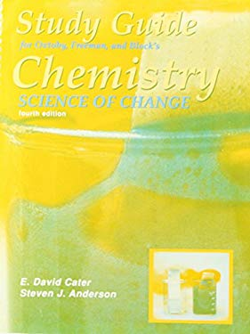 Study Guide for Oxtoby's Chemistry: Science of Change, 4th