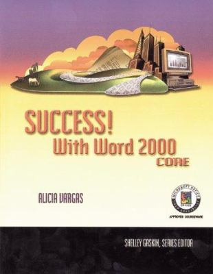 Success! with Word 2000 Core
