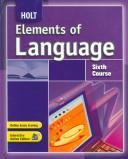 Te Elements of Language 2007 Gr 8