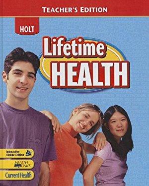 Teachers Edition Lifetime Health 2009