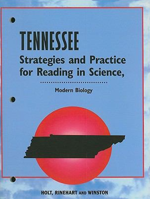 Tennessee Modern Biology Strategies and Practice for Reading in Science