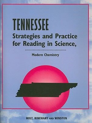 Tennessee Modern Chemistry Strategies and Practice for Reading in Science