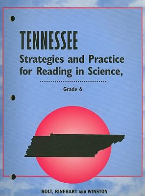 Tennessee Strategies and Practice for Reading in Science Grade 6