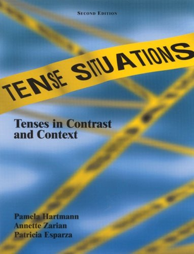 Tense Situations: Tenses in Contrast and Context 9780030225178