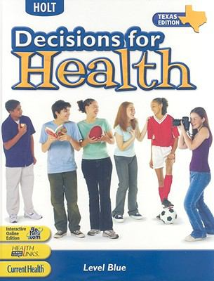 Texas Holt Decisions for Health, Level Blue