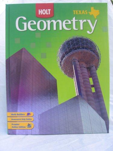 Texas Holt Geometry
