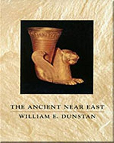 The Ancient Near East: Ancient History Series, Volume I