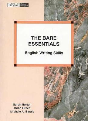 The Bare Essentials: English Writing Skills