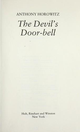 The Devil's Door-Bell