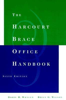 The Harcourt Brace Office Handbook
