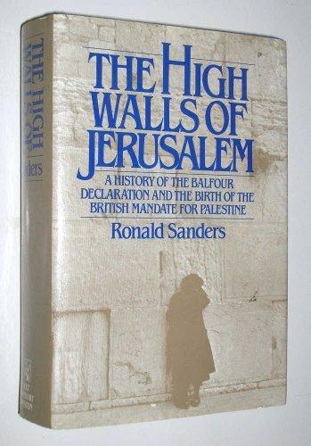 The High Walls of Jerusalem
