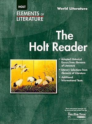 The Holt Reader: World Literature