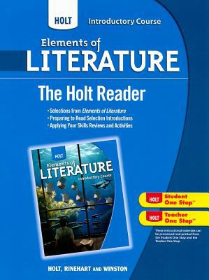 The Holt Reader, Introductory Course