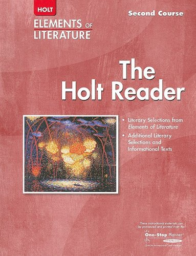 The Holt Reader, Second Course