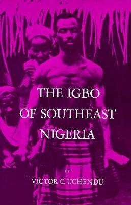The Igbo of Southeast Nigeria