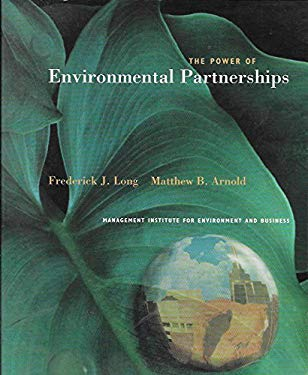 The Power of Environmental Partnerships