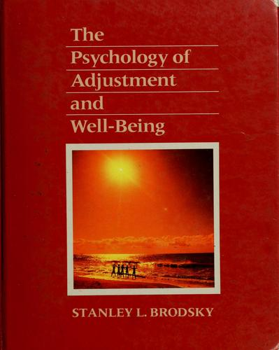 The Psychology of Adjustment & Well-Being