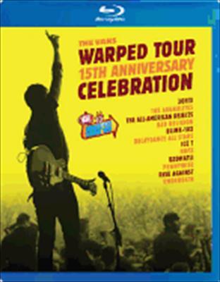 The Vans Warped Tour 15th Anniversary Celebration