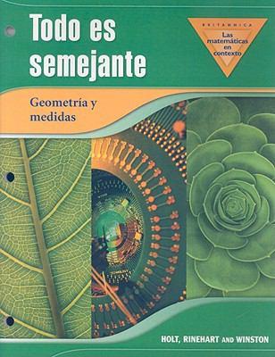 Todos Es Semejante: Geometria y Medidas