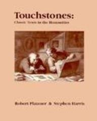 Touchstones: Classic Texts in the Humanities