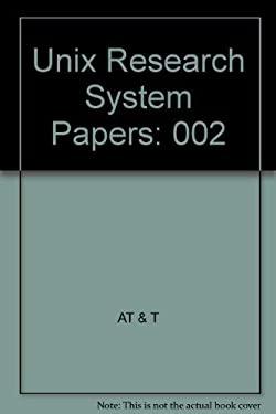 UNIX Programmer's Series: Vol. II: Readings