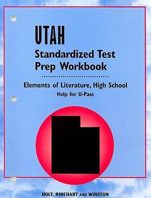 Utah Standardized Test Prep Workbook, High School: Help for U-Pass