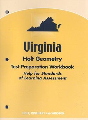 Virginia Holt Geometry Test Preparation Workbook