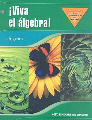 Viva el Algebra! Algebra