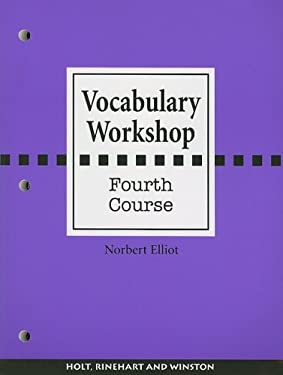 Vocabulary Workshop: Fourth Course