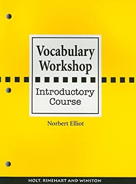 Vocabulary Workshop, Introductory Course