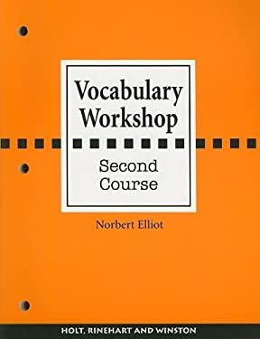 Vocabulary Workshop, Second Course