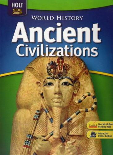 World History: Ancient Civilizaitons