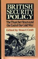 British Security Policy