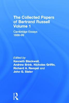 Cambridge Essays 1888-99
