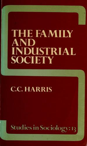 The Family and Industrial Society