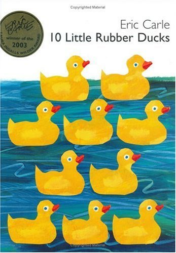 10 Little Rubber Ducks 9780060740757