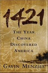 1421: The Year China Discovered America 173711