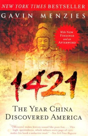 1421: The Year China Discovered America 9780060540944