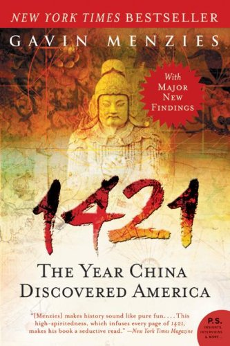 1421: The Year China Discovered America 9780061564895