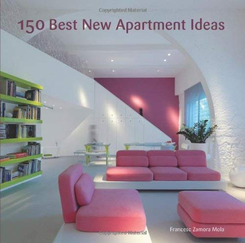 150 Best New Apartment Ideas 9780062067234
