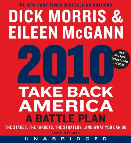 2010: Take Back America: A Battle Plan 9780061994395