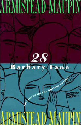 """28 Barbary Lane: A """"Tales of the City"""" Omnibus"""