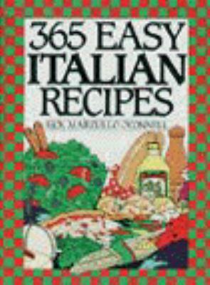 365 Easy Italian Recipes