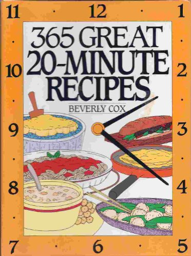 365 Great 20-Minute Recipes