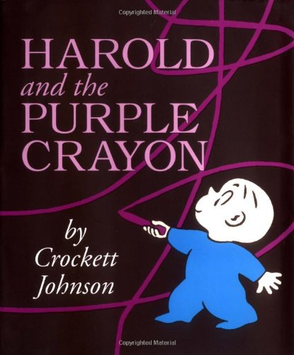 Harold and the Purple Crayon 9780060229351