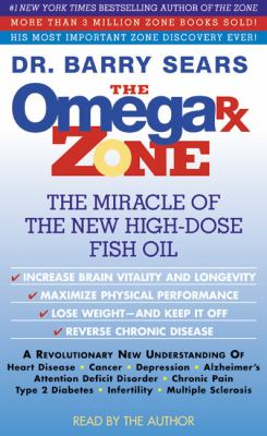 The Omega RX Zone: The Omega RX Zone